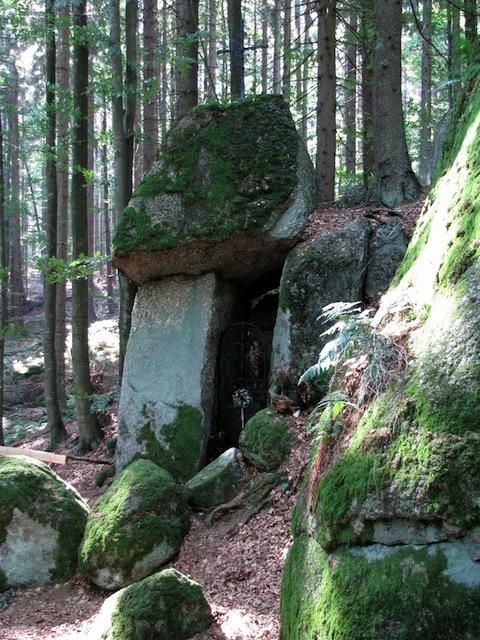 Die Steinkapelle
