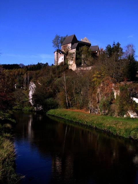 Burg Krumau am Kamp
