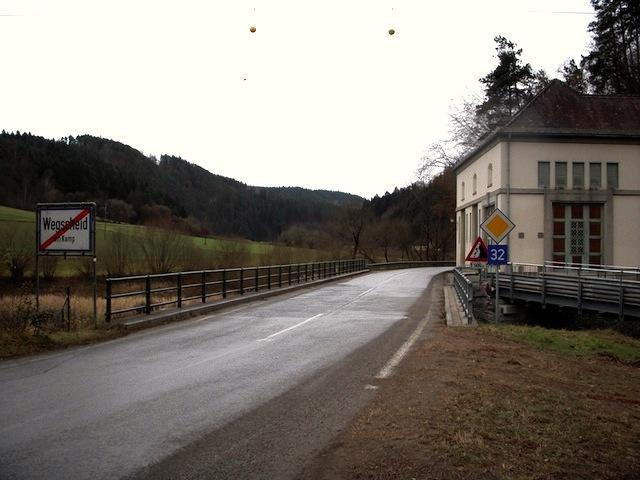 Kraftwerk Thurnberg-Wegscheid