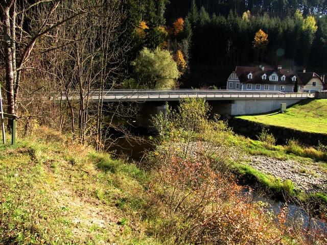 Kampbrücke bei Thurnberg