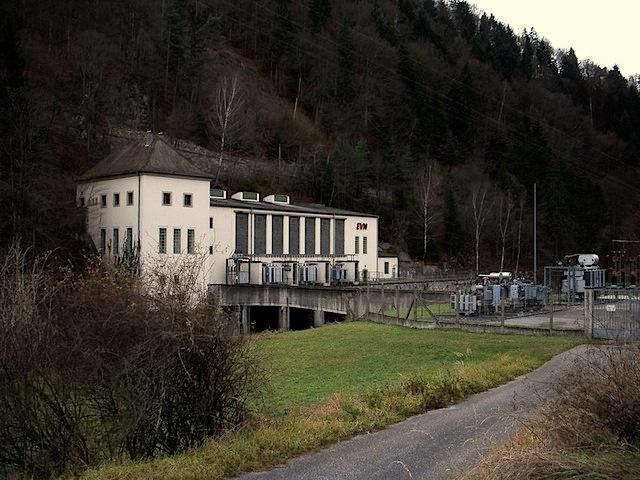 Krafthaus Krumau