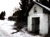 Kapelle unterhalb des Guttenberges