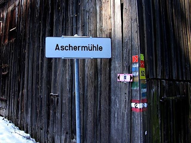 Die Aschermühle