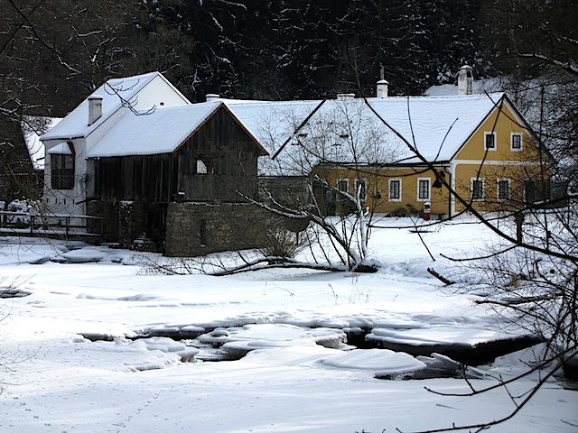 Die ehemalige Uttissenbachmühle