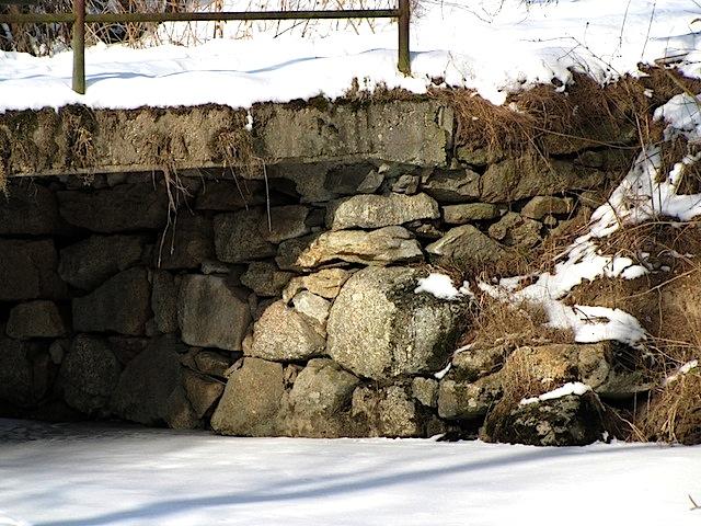 Kampbrücke Teilansicht