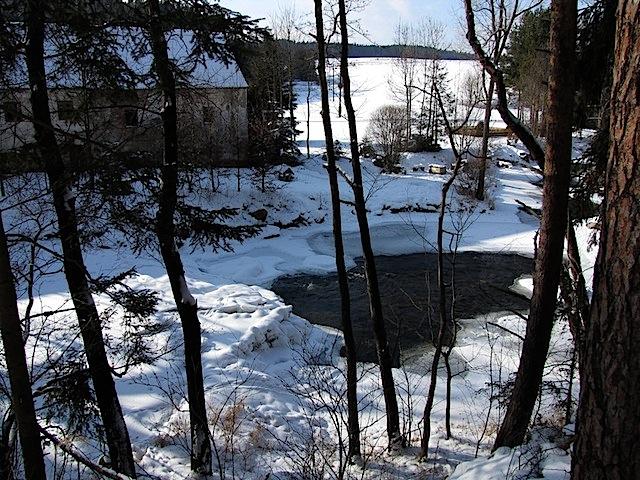 Die ehemalige Schwarzmühle