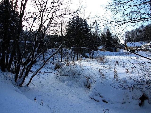 Die beiden Brücken bei der Hintermühle