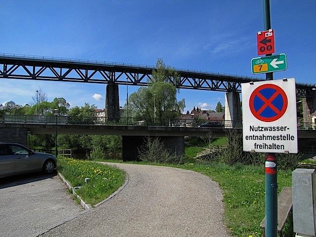 Eisenbahnbrücke Zwettl