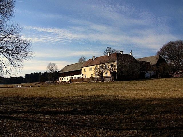 Der Haushof