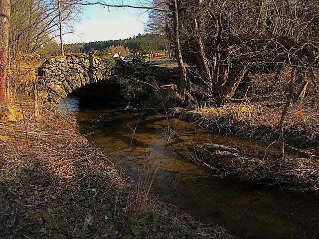 Alte Bogenbrücke