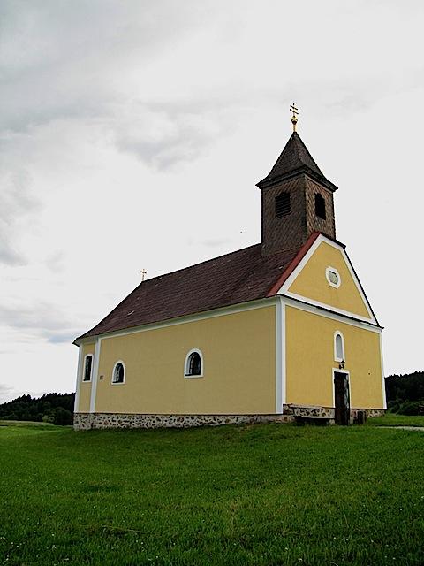 Kapelle von Großwolfgers