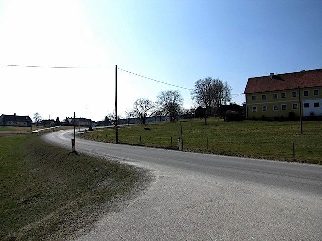 Straße Niederneustift