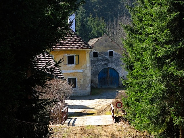 Die Holzmühle