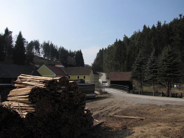 Die Kitzlermühle