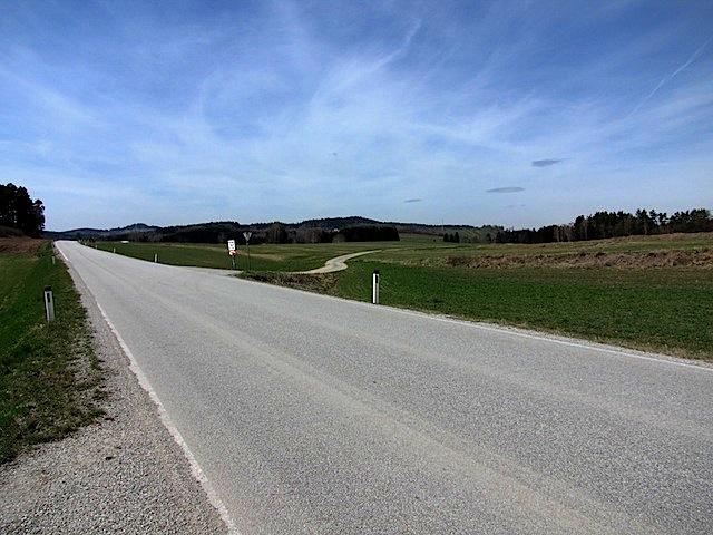 Straßenüberquerung