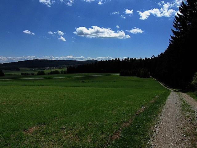 Blick Richtung Gutenbrunn