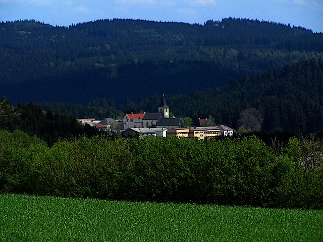 Blick Richtung Martinsberg