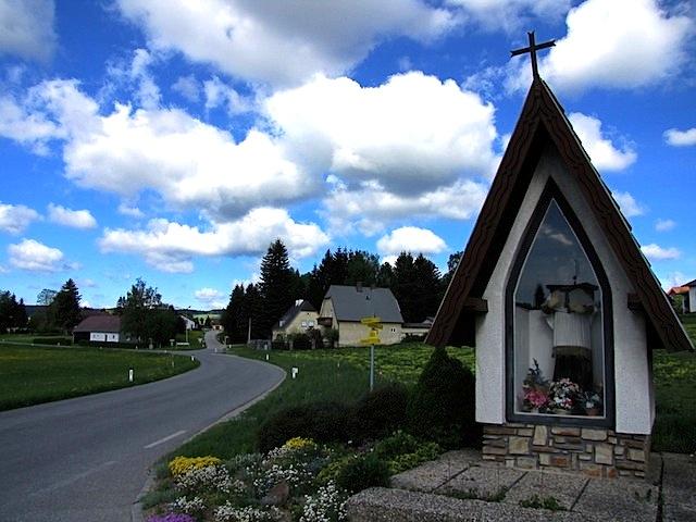 Bildstock in Martinsberg