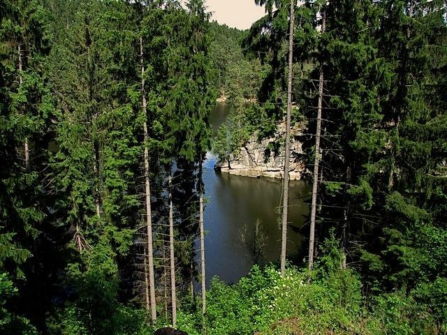 Sprögnitz-Fjord