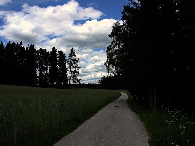 Zufahrtsweg Siebenwirth