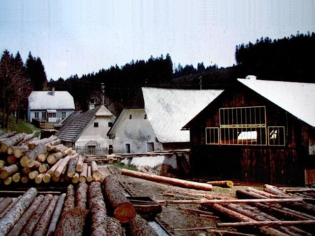 Ehemalige Fürstmühle