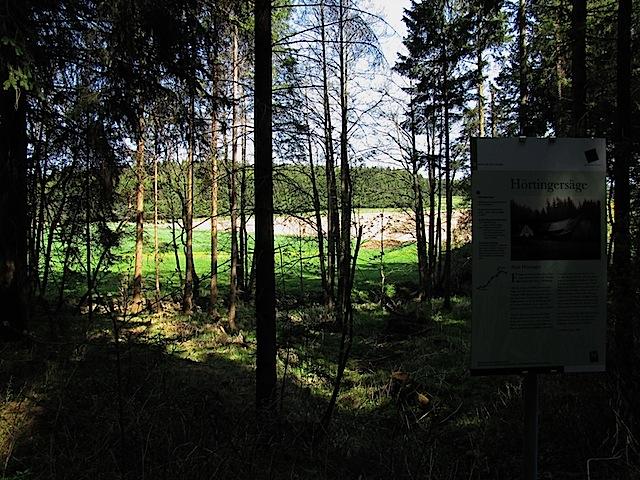 Standort Hörtingersäge