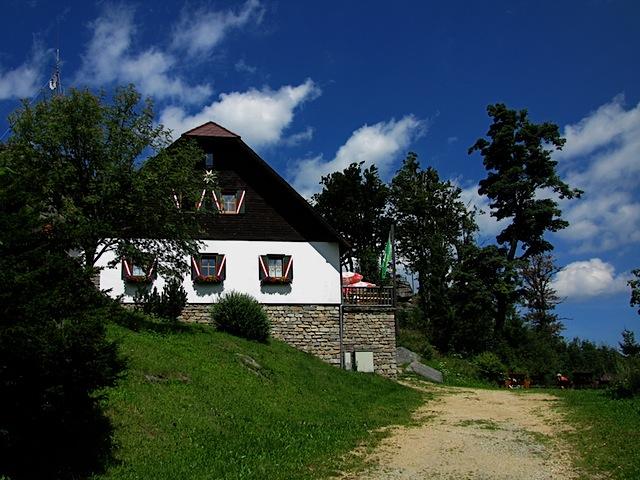 Die Nebelsteinhütte