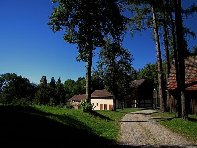 Der Meierhof