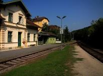 Rosenburg Bahnhof