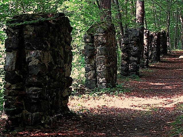 Alte Tiergartenmauer