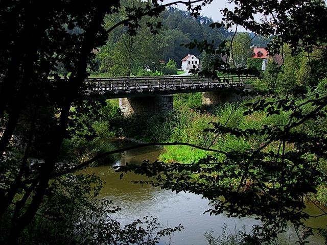 Brücke bei Unterthürnau