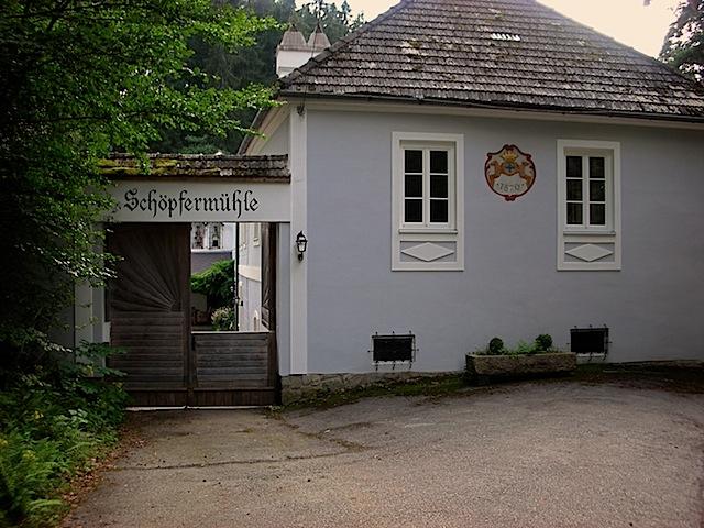 Die Schöpfermühle