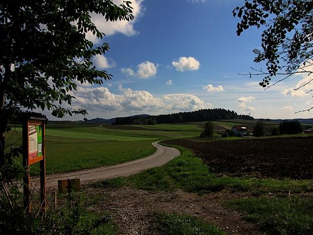 Blick auf Königsbach