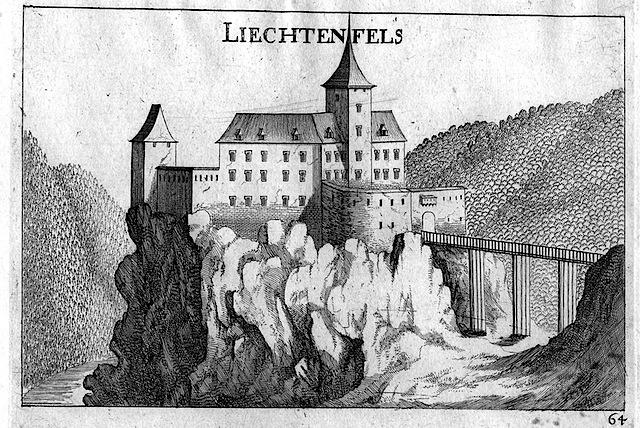 Georg Matthäus Vischer, vor 1672