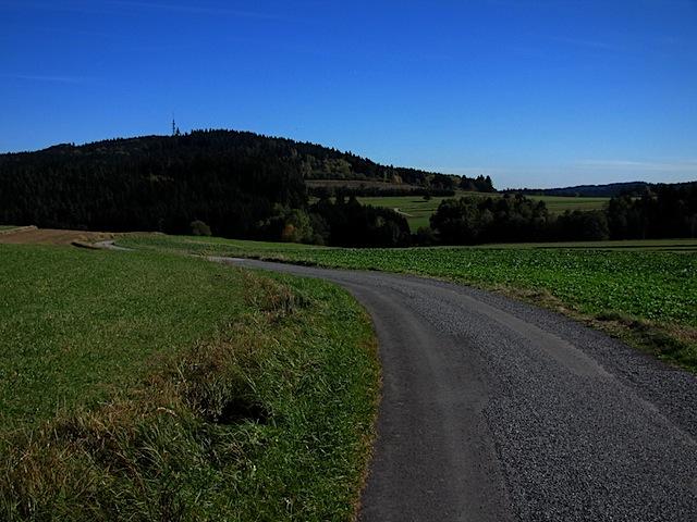 Blick Richtung Loschberg
