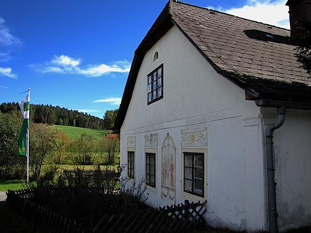 Das alte Herrenhaus