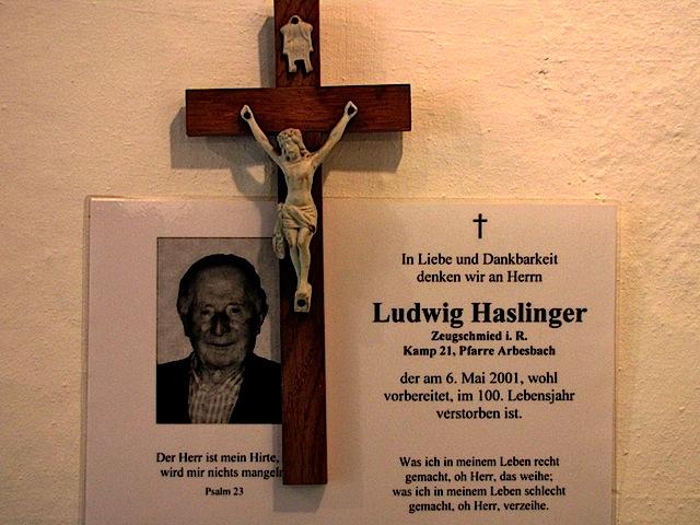 Ludwig Haslinger