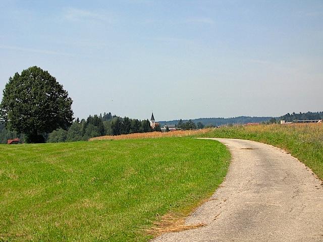 Richtung Waldhausen