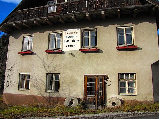 Wohnhaus der Königsmühle