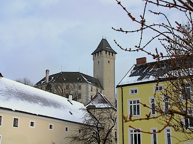 Schloss Allentsteig