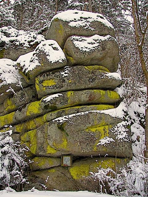 Die Bildsteinmauer