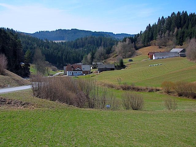 Blick nach Lichtenau
