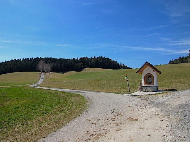 Richtung Grüblhof