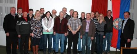 Treffen der Wanderwegebetreuer 2013