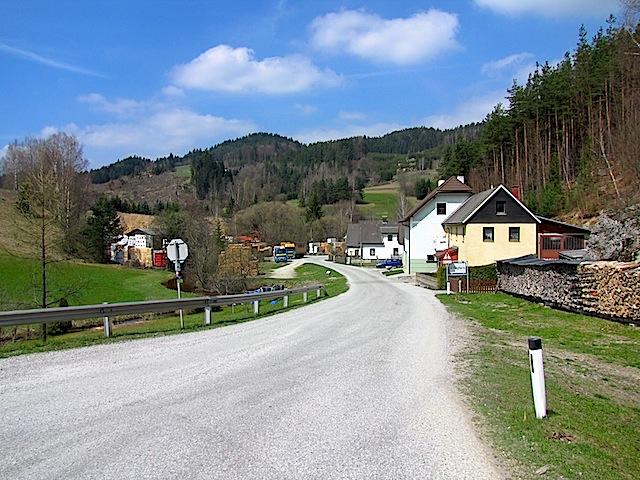 Richtung Stieglitz Mühle