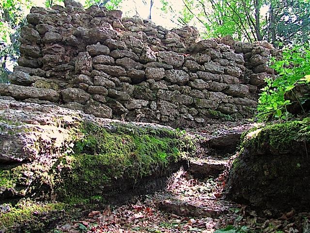 Beim Bergfried