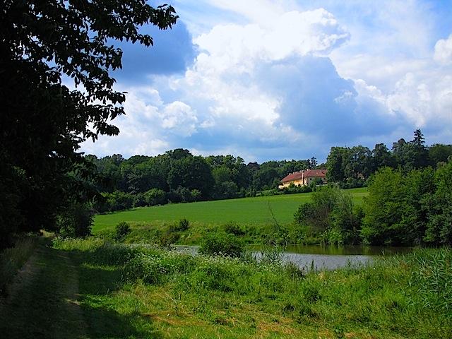 Der Lehenhüttel-Teich