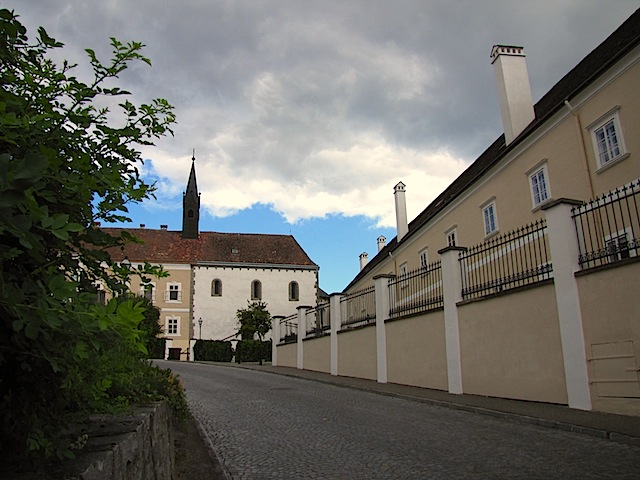 Die Spitalkirche