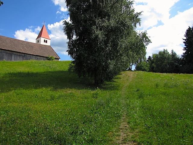 Der Kirchenberg