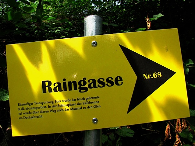 Die Raingasse